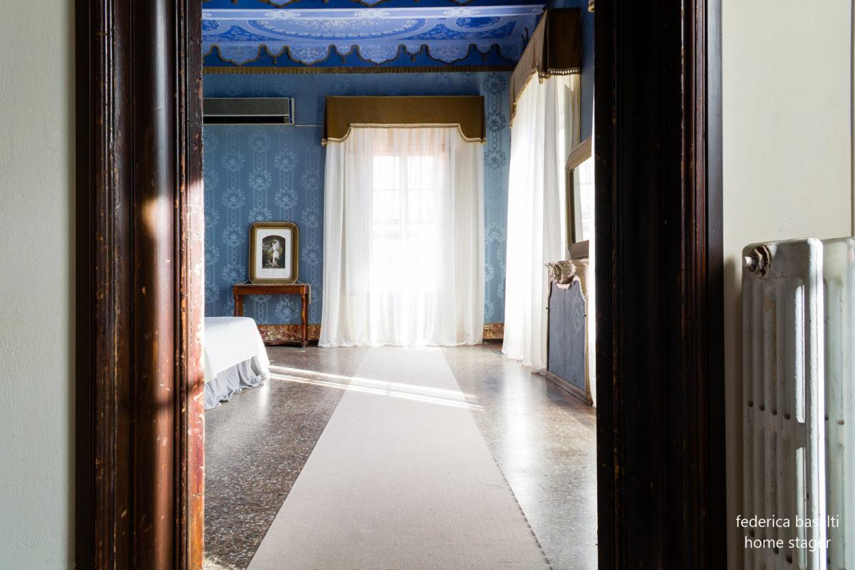 Foto casa di pregio dopo Home Staging - camera da letto