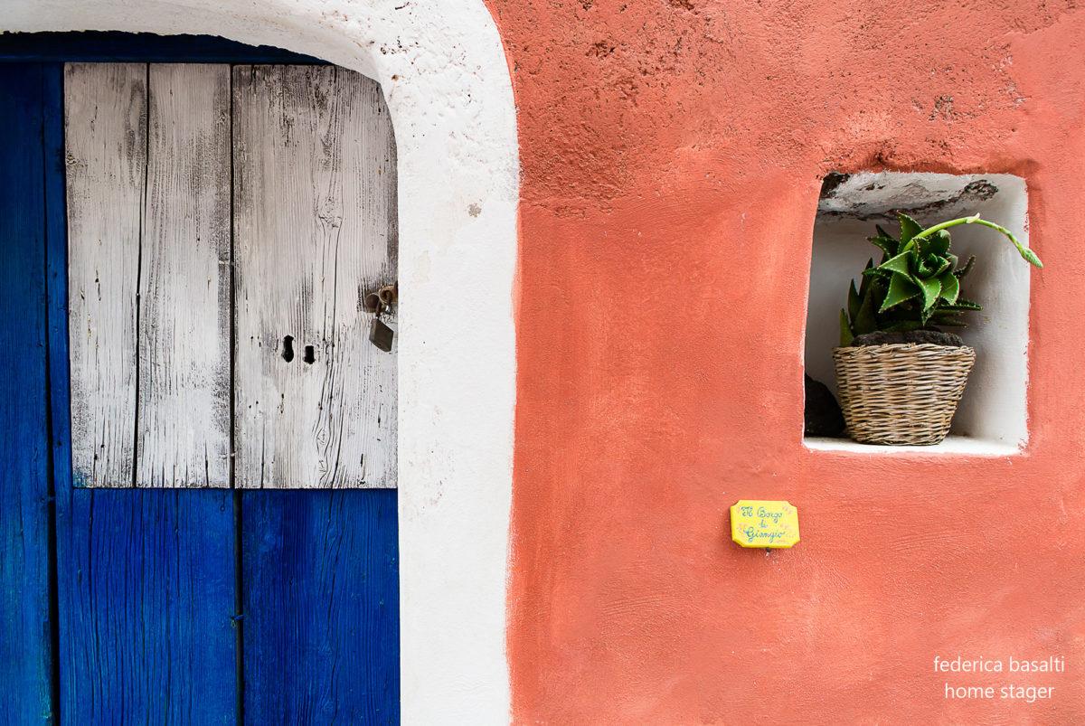 esterno casa vacanze - home stager federica basalti