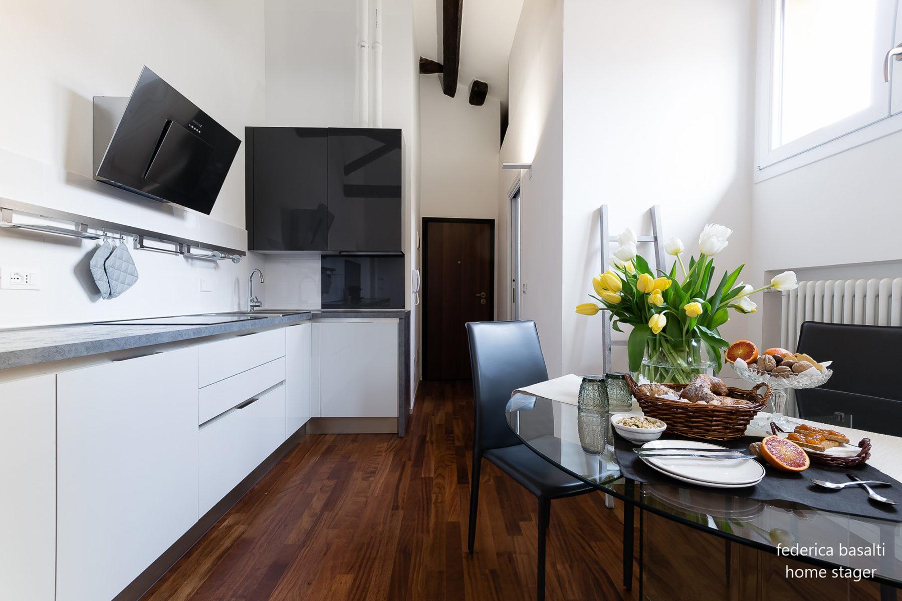 Nel cuore di Bologna - Home Staging Bologna - Federica Basalti