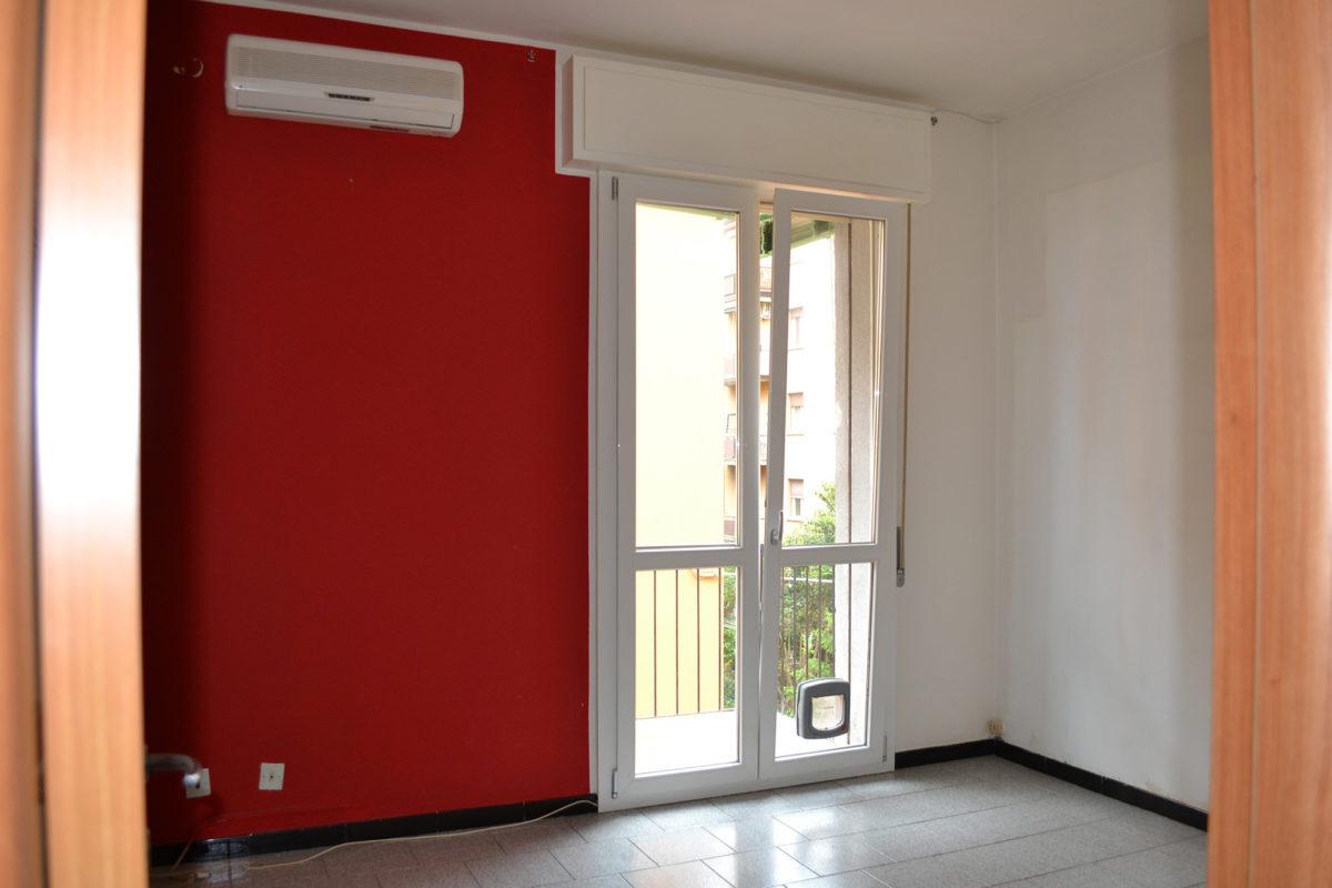 Casa prima dell'intervento di Home Staging