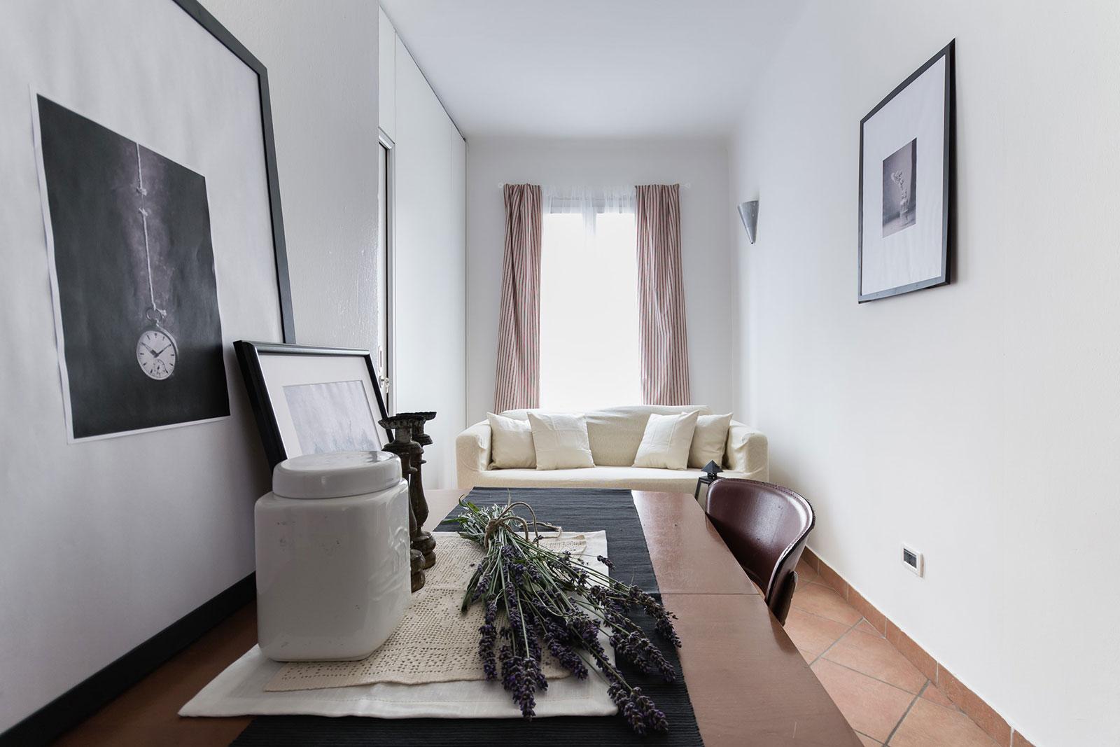 Appartamento centro Bologna dopo Home Staging - come vendere casa velocemente